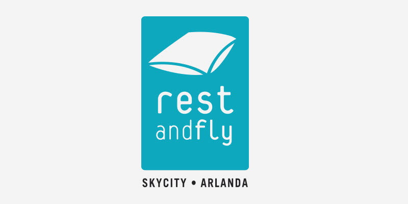 Logo Rest and Fly
