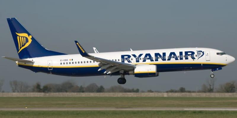 Ryanair återvänder Till Malmö Airport Malmö Airport