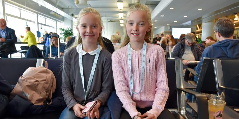 Ledsagning på Arlanda