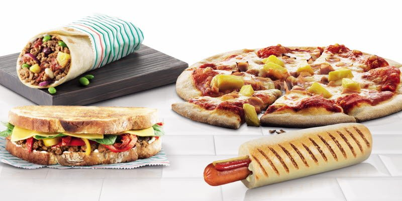 7 eleven pizza sandwich hot dog