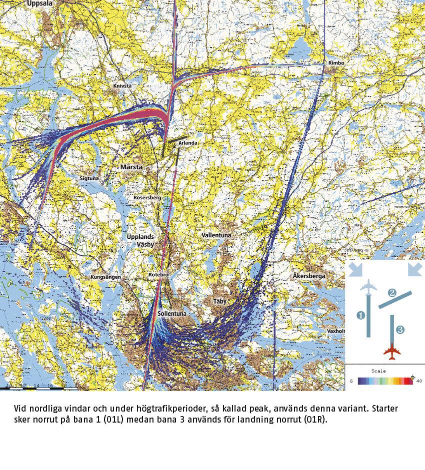 Karta Arlanda Inrikes.For Grannar Stockholm Arlanda Airport
