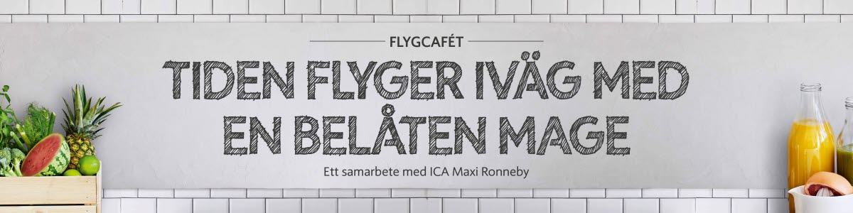 Flygcaféet Ronneby Airport