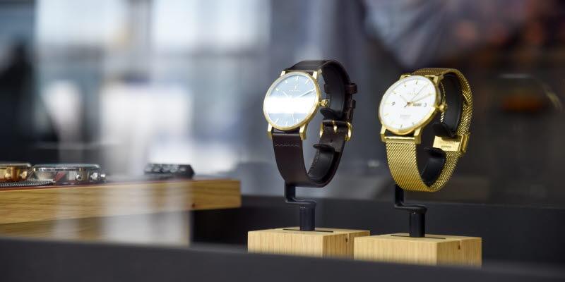 Klockor från Triwa