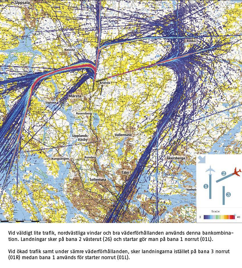 Karta Bromma Arlanda.For Grannar Stockholm Arlanda Airport