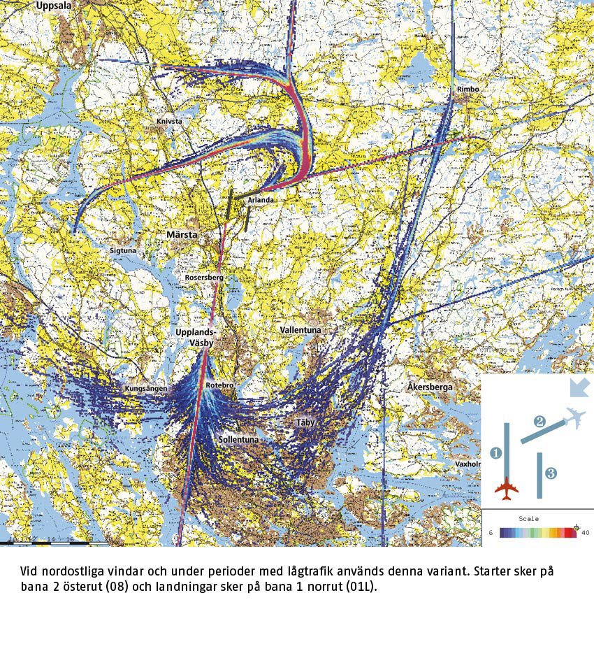 Karta Over Arlanda Flygplats.For Grannar Stockholm Arlanda Airport