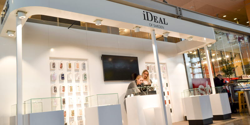 Ideal of Sweden at Arlanda