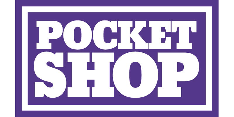 Pocket Shop logotype