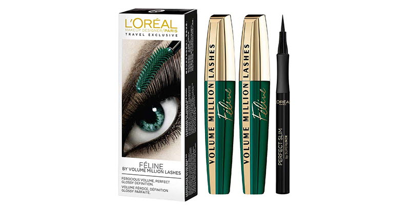 L`Oreal Voluminous Feline Liner Duo