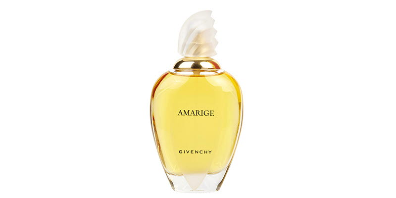 En flaska Givenchy Amirage
